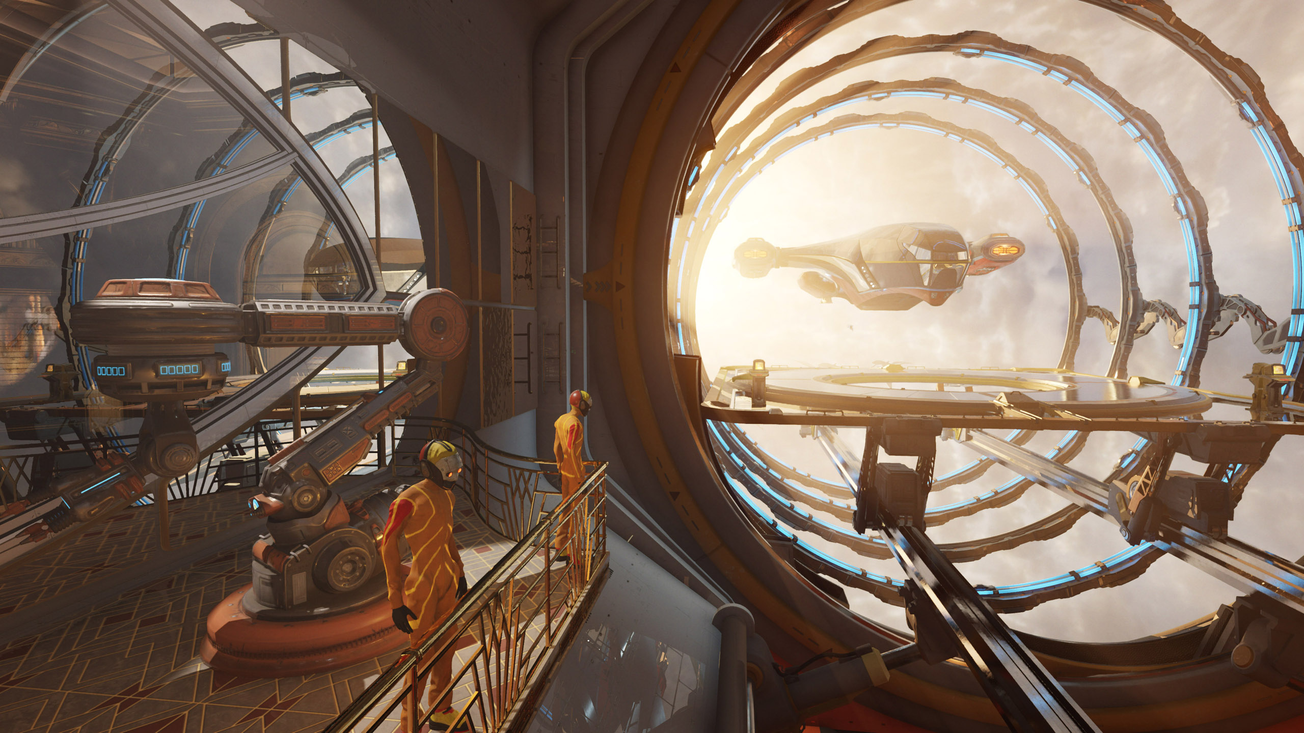 3DMark Port Royal ray tracing benchmark screenshot