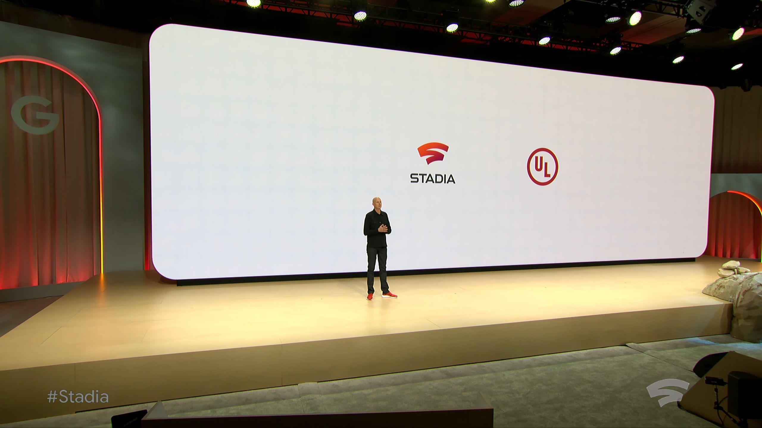Google introduces Stadia cloud gaming platform at GDC with a UL tech demo