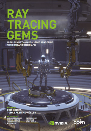 Ray Tracing Gems book cover
