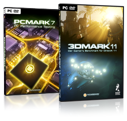 3DMark 11 and PCMark 7 Professional bundle