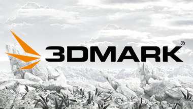 3DMark logo - cross platform gaming benchmark for Windows, Windows RT, Android and iOS
