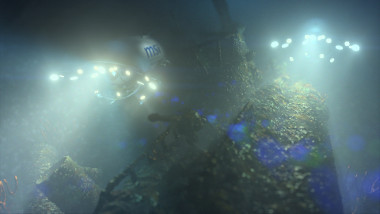 3DMark 11 Deep Sea screenshot