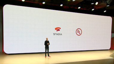 Google Stadia tech demo: cloud-based multi-GPU rendering