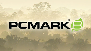 PCMark Windows PC benchmark test