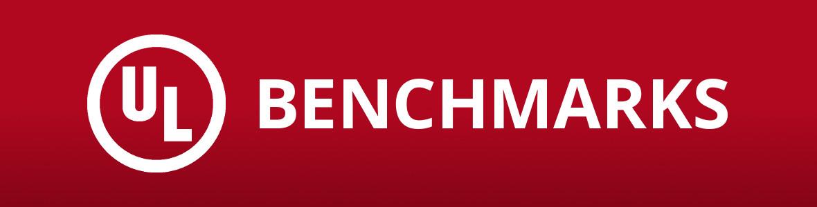 UL Benchmarks logo banner