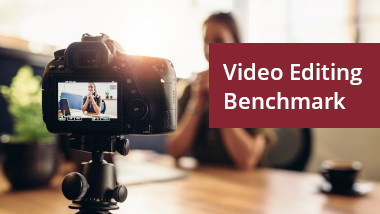 UL Procyon Video Editing Benchmark user guide