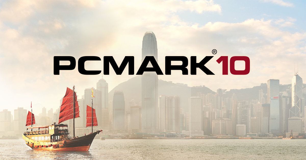 PCMark 10 - The Complete Benchmark for the Modern Office