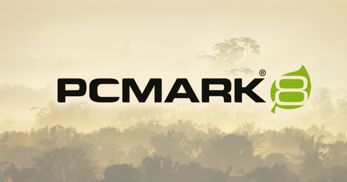PCMark 8 - The Complete Benchmark for Windows 8