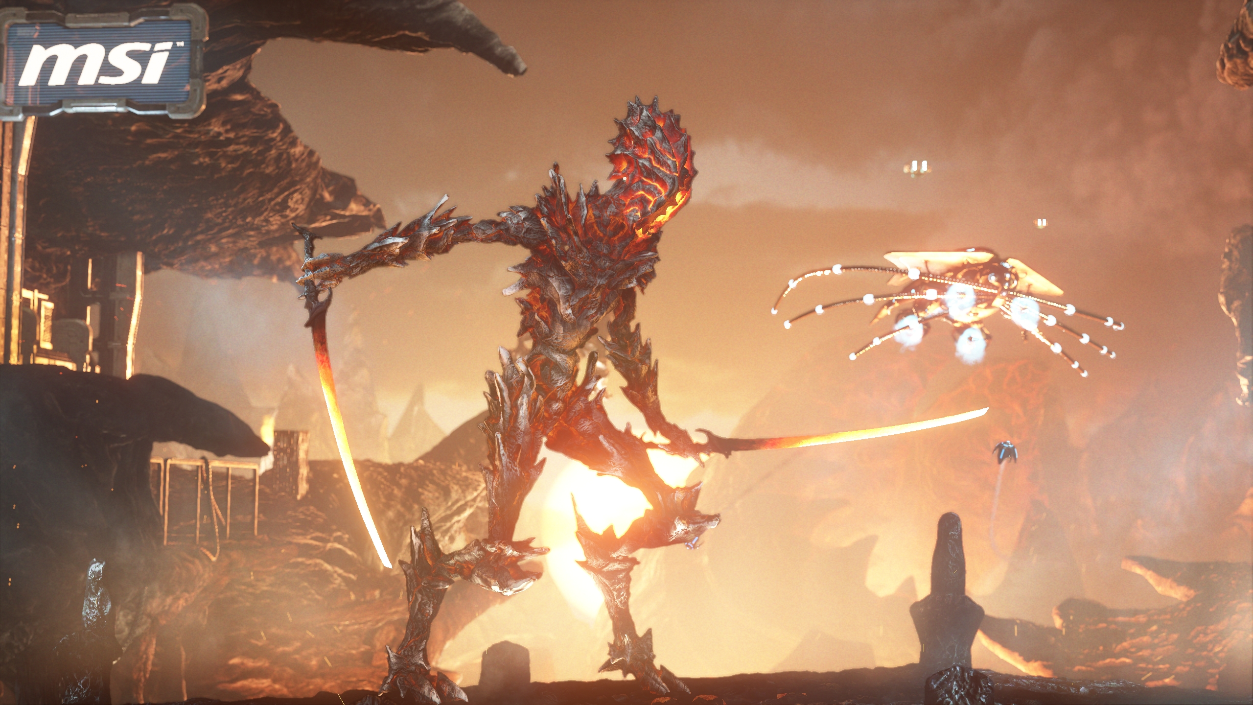 3DMark Fire Strike screenshot